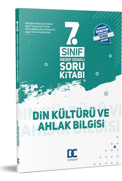 Din Kültürü Ve Ahlak Bilgisi - Soru Bankası - 7. Sınıf - Doğru Cevap Yayınları