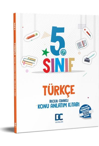Türkçe - Konu Anlatımlı Kitap - 5. Sınıf - Doğru Cevap Yayınları