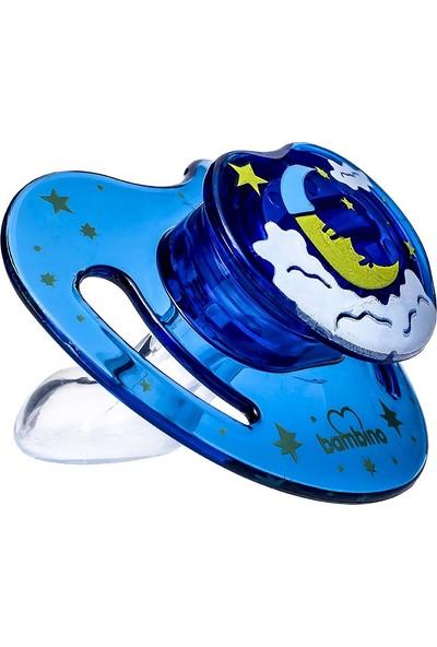 Bambino Uyku Emziği No:3 Mavi