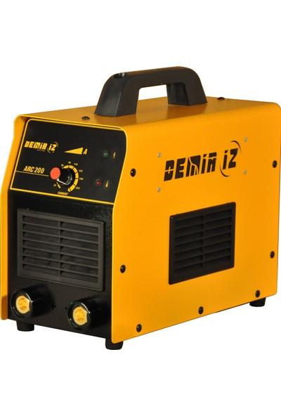 Demiriz ARC 200 Yerli Üretim İnverter Kaynak Makinası