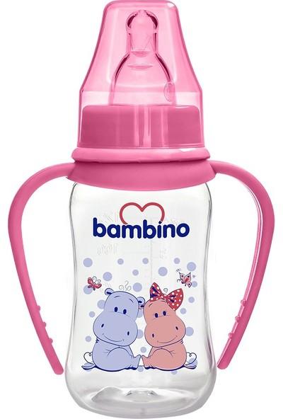 Bambino Kulplu PP Biberon 150 ml Hippopotam