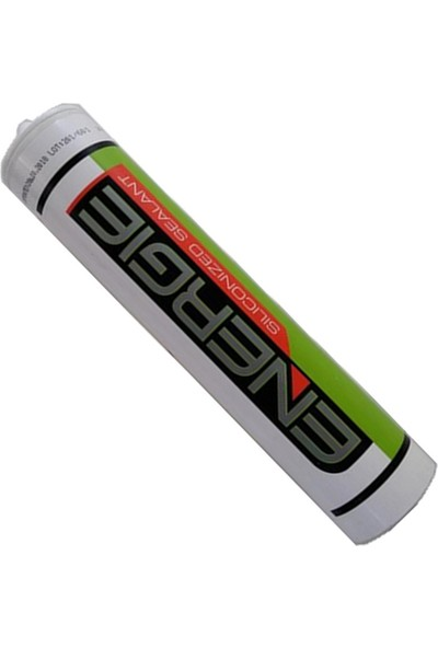 Energie Siliconızed Sealant 500 Gram 2 Li Ürün