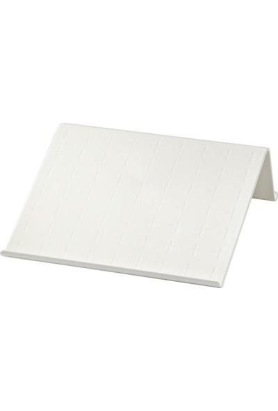 Ikea Isberget Tablet Standı - Beyaz