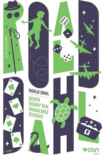 Şeker Henry'Nin İnanılmaz Öyküsü - Roald Dahl