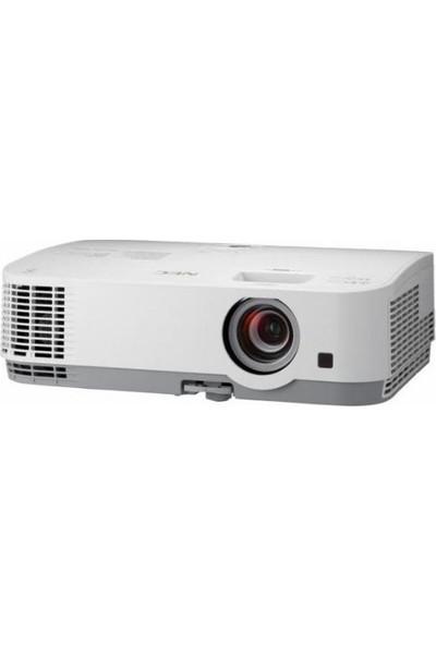 Nec ME401W 4000 ANSI lumen 1280x800 WXGA LCD Projeksiyon Cihazı