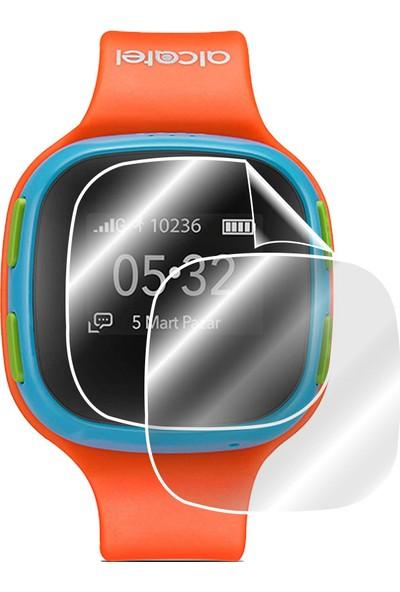 IPG Alcatel MoveTime SW10 Çocuk Saati Ekran Koruyucu (2 Adet)