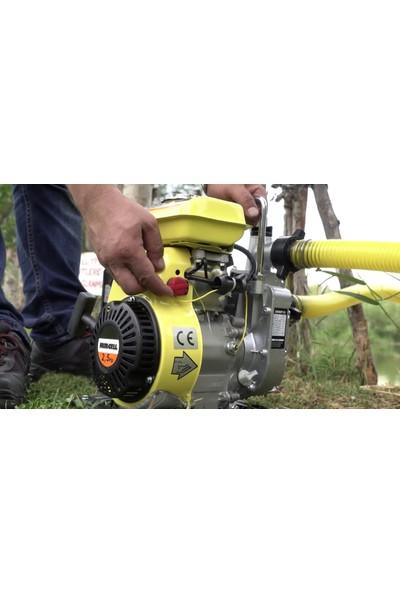 "Mur-Cell Benzinli Su Pompası - 1""/2.5 Hp"
