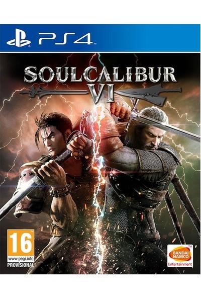 Bandai Namco Soulcalibur 6 PS4 Oyun