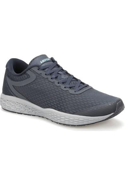Lotto Sesto Lacivert Açık Gri Erkek Sneaker Ayakkabı