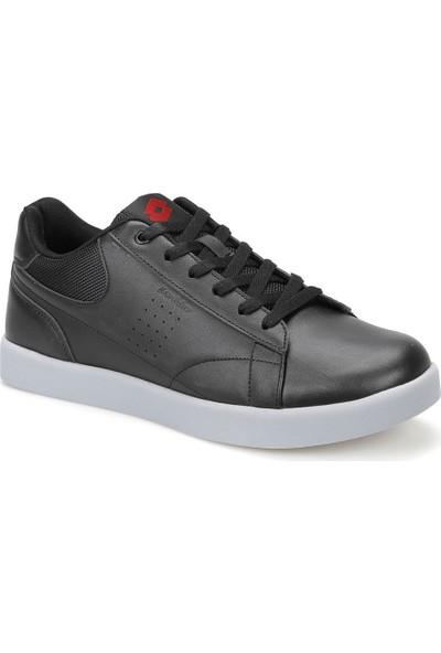 Lotto Stanmore Siyah Bordo Erkek Sneaker Ayakkabı