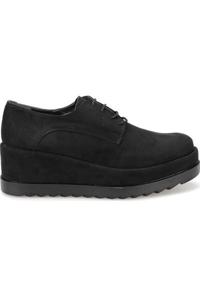 Miss F Dw18042 Siyah Kadın Sandalet