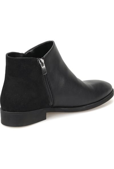 Miss F Dw18069 Siyah Kadın Dress Ayakkabı