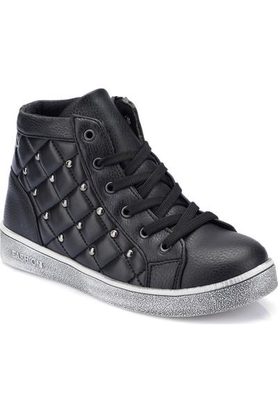 Polaris 82.510660.F Siyah Kız Çocuk Sneaker Ayakkabı