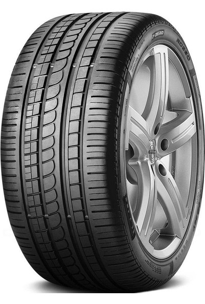 Pirelli 255/45R18 99Y Mo P Zerorosso Oto Lastik