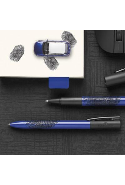 Faber-Castell Writink Resin Tükenmez Kalem Mavi