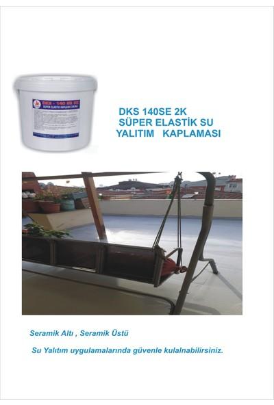 Dks 140Se 2K - Süper Elastik Su Yalıtım Kaplaması 10 Kg
