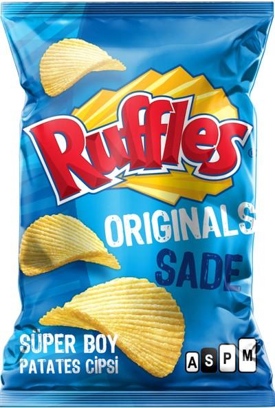 Ruffles Originals Süper Boy 107 Gr Patates Cipsi