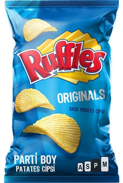 Ruffles Originals Parti Boy 150 Gr Patates Cipsi