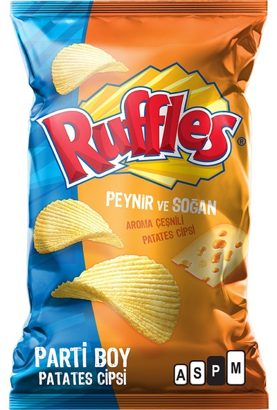 Ruffles Peynir Soğan Parti Boy 157 gr