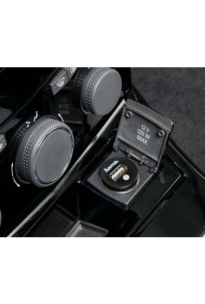 Hama Araç Şarj Cihazı USB 650 mAh - HM.14094
