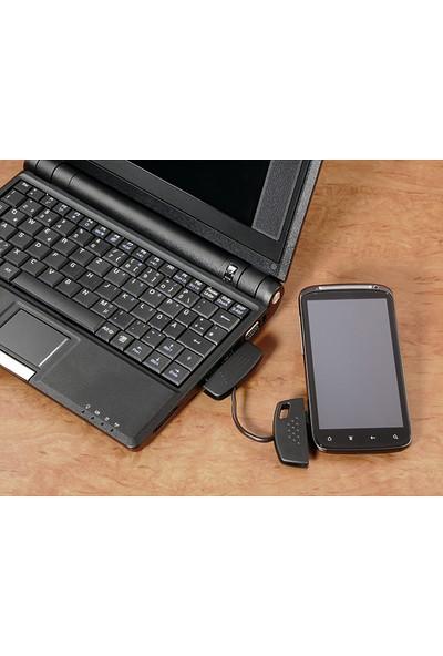 Hama Micro USB Şarj/Data Kablosu Siyah HM.115037