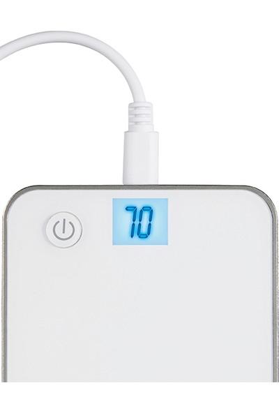 Hama Taşınabilir Şarj Cihazı Digi7800 Power Pack Beyaz HM.124508