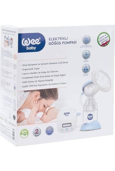 Wee Baby Elektrikli Tekli Göğüs Pompası