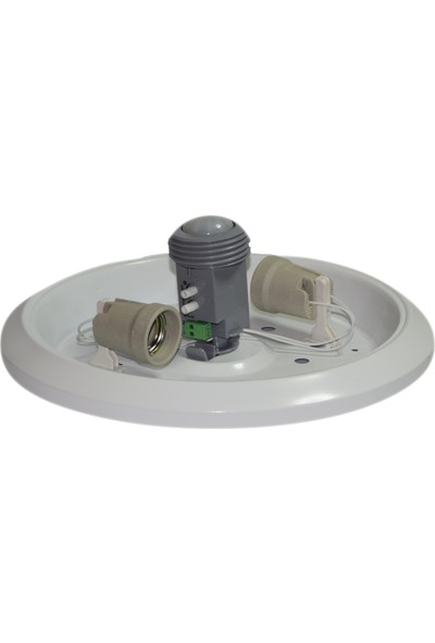 MZ Sensörlü Tavan Armatürü (Krom)
