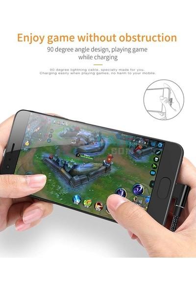 Mcdodo iPad iPhone 5 6 7 8 X Mcdodo Hızlı Usb L Tip 1.8m Lightning Kablo