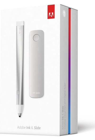 Adobe iPad Ink / Slide Creative Cloud Connected Precision Stylus Kalem