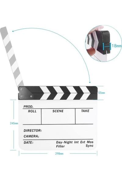 Sinema & Tv İçin Profesyonel Klaket