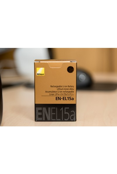 Nikon En-El15A Batarya (Orjinal)