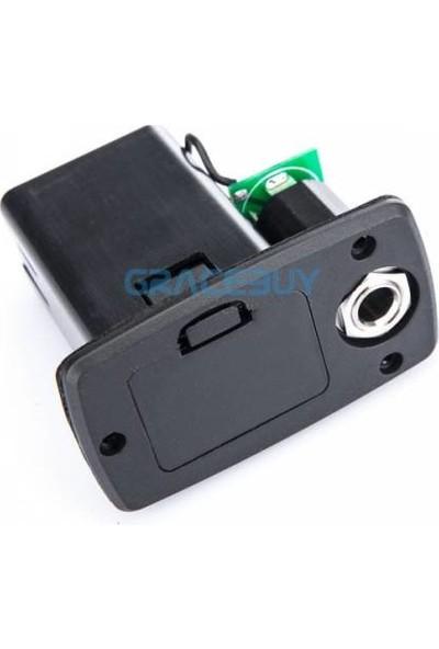 Joyo Eqmp3V2 Preamp Tuner Eq Saz İçin Eşikaltı Manyetik Ritimli Ekolayzer