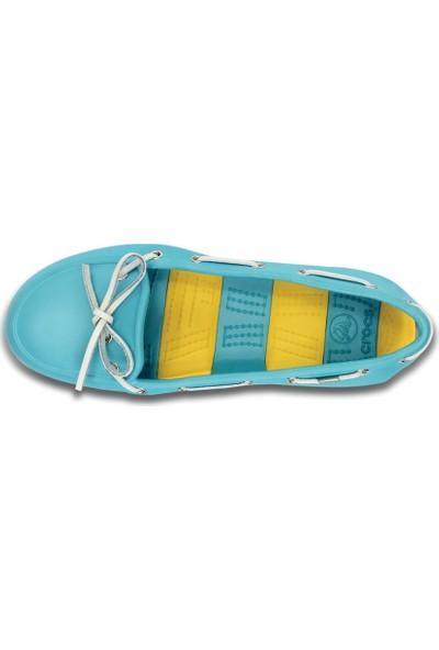 Crocs Beach Line Boat Shoe Kadın