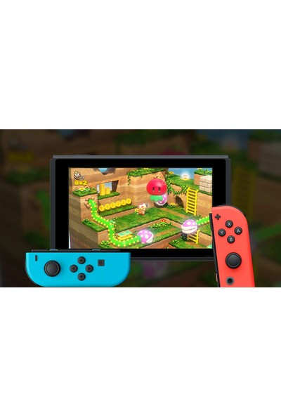 Nintendo Captain Toad Oyun Cd Medya Nintendo
