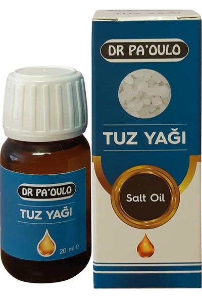 Dr Pa'oulo Tuz Yağı 20 ml 2'li Set