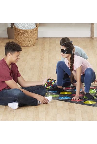 Blindfolded Twister Kutu Oyunu
