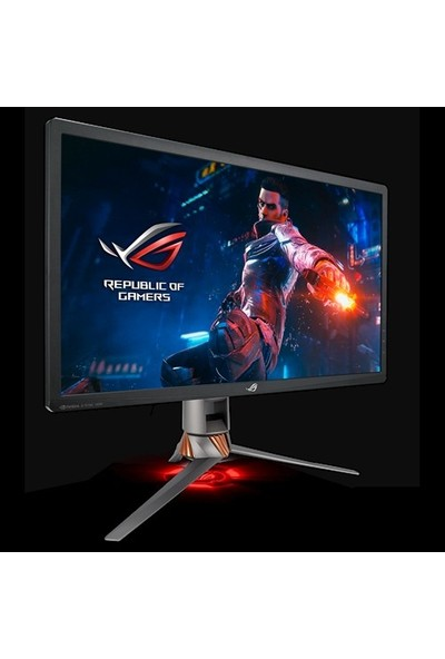 "Asus ROG PG27UQ 27"" 144 Hz 4ms (HDMI+Display) G-SYNC HDR1000 4K UHD IPS Quantum Dot Oyuncu Monitör"