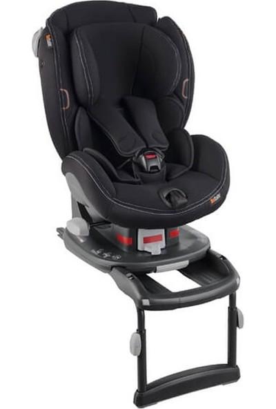 BeSafe İzi Comfort X3 İsofixli Oto Koltuğu Black Car İnterior