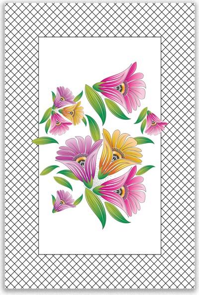 Art By Cadran 30x45 Cm MDF Tablo SCL126