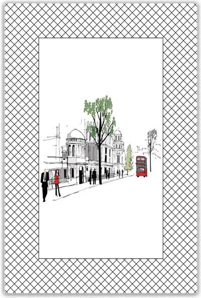 Art By Cadran 30x45 Cm MDF Tablo SCL181