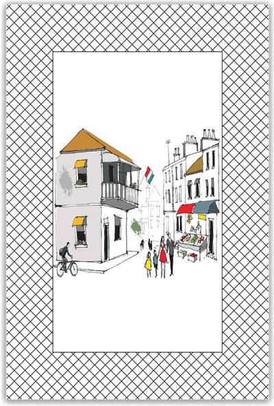 Art By Cadran 30x45 Cm MDF Tablo SCL195