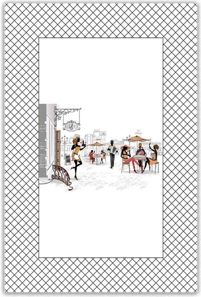 Art By Cadran 30x45 Cm MDF Tablo SCL248