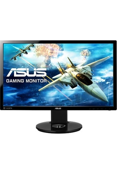 "Asus VG248QE 24"" 144hz 1ms (DVI+HDMI+Display) Full HD LED Oyuncu Monitör"