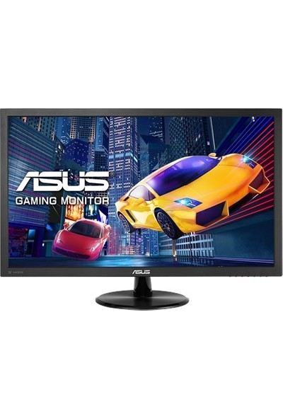 "Asus VP228QG 21.5"" 1ms (Analog+HDMI+Display) Full HD FreeSync Oyuncu LED Monitör"