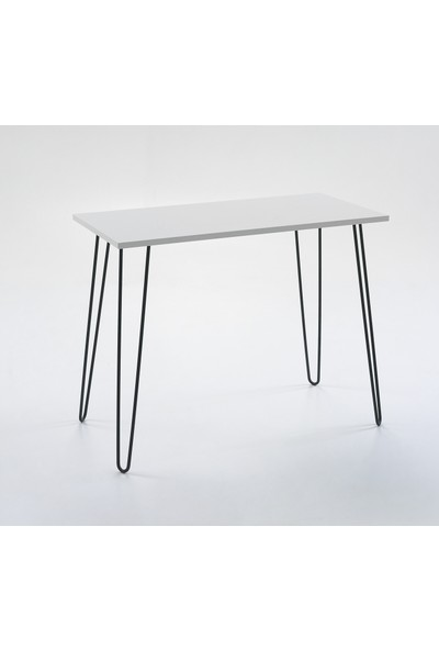 Hepsi Home Metal Ayaklı Çalışma Masası