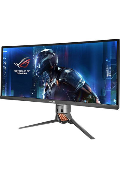"ASUS ROG Swift Curved PG348Q 34"" 21:9 Ultra-Wide QHD (3440x1440) G-SYNC™ Oyuncu Monitörü"