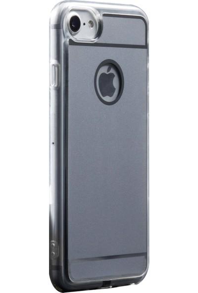 FluxPort Fluxy AirCase iPhone 6/6S/7 Kablosuz Sarj Kılıfı Gümüş