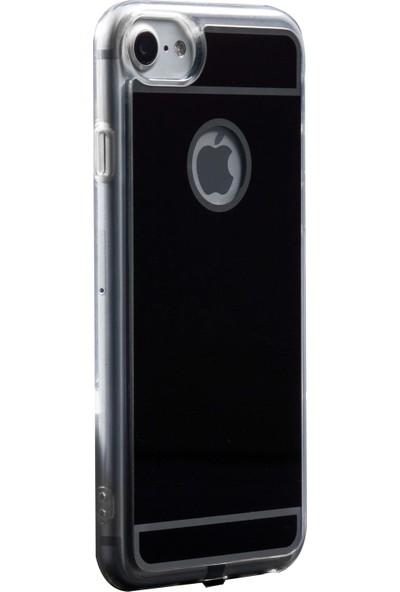 FluxPort Fluxy AirCase iPhone 6 Plus/6S Plus /7 Plus Kablosuz Sarj Kılıfı Siyah