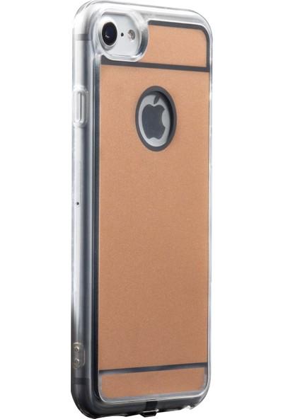 FluxPort Fluxy AirCase iPhone 6 Plus/6S Plus /7 Plus Kablosuz Sarj Kılıfı Altın